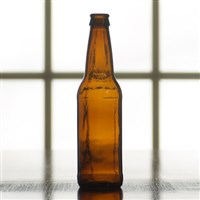12 oz Beer Bottles, Case of 24