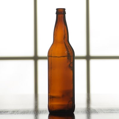 22 oz Beer Bottles, Case of 12