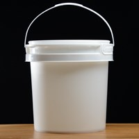2 Gallon Bucket Only, no lid