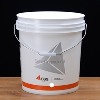 7.8 Gallon Bucket Only - Drilled for spigot