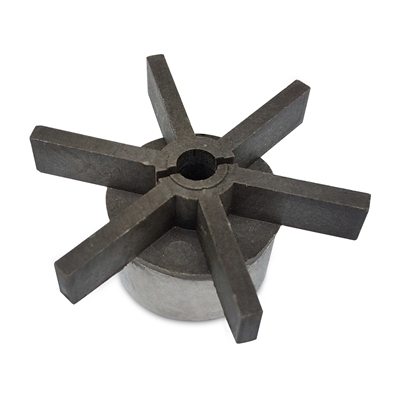 Chugger Pump Parts - High Flow Impeller