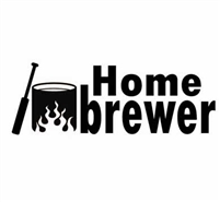 "Homebrew Decals - ""Homebrewer"""