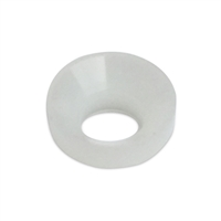 Flare Washer, 1/4 Nylon