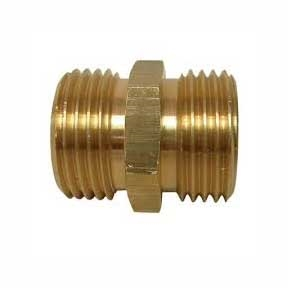 brass threaded adapter wollful dp quick hose connector quot garden to fitting