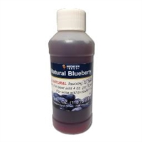 Flavoring, Natural, Blueberry, 4oz