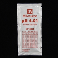 pH Calibration Solution 4.01, Single Use Pack