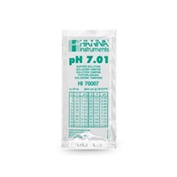 pH Calibration Solution 7.01, Single Use Pack